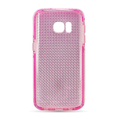 Shiny Elastic Dot Case for S7E, Cases, Mobilenzo, MobilEnzo