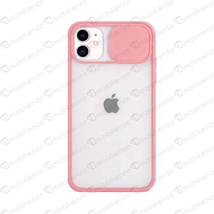 Camera Protector Case for iPhone 11 Pro Max - Pink