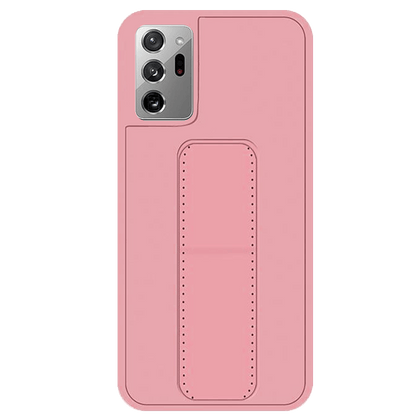Wrist Strap Case for Galaxy S20 FE - Pink