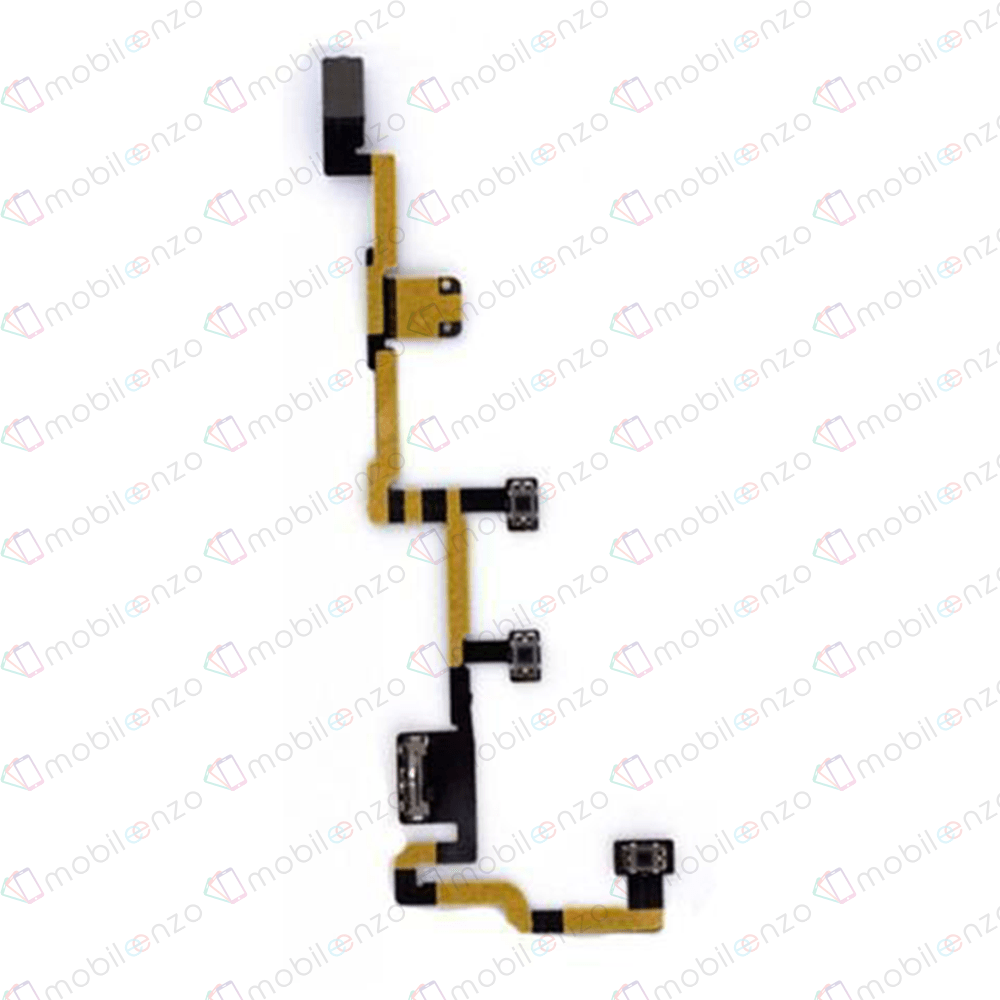 Power and Volume Flex Cable for iPad 3 / iPad 4 (Long)