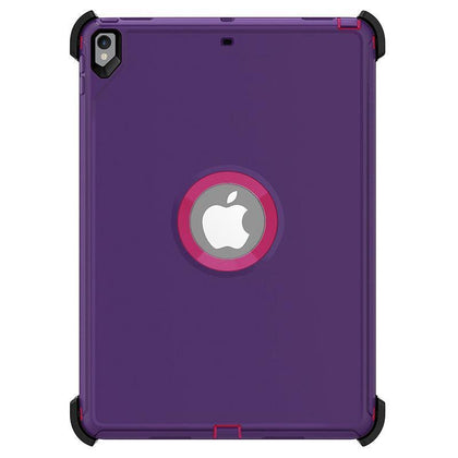 DualPro Protector for iPad Pro 10.5 - Purple & Burgundy