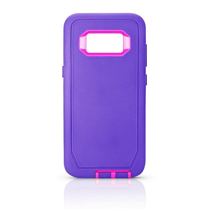 DualPro Protector Case for S8 - Purple & Pink