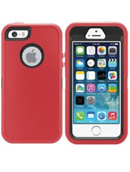 DualPro Protector Case for I5 - Red & Black