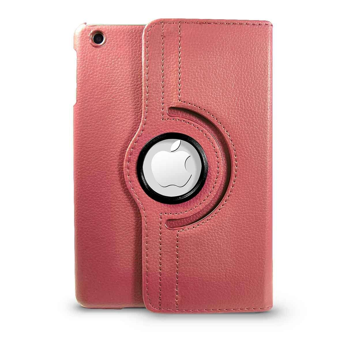 Rotate Case for iPad Mini 1/2/3 - Rose Gold