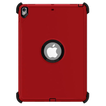 DualPro Protector for iPad Pro 10.5 - Red & Black