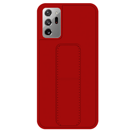 Wrist Strap Case for Galaxy S20 FE - Red