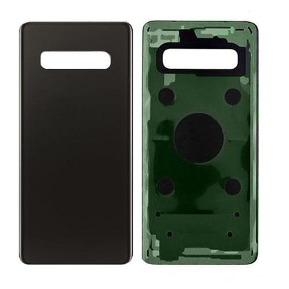 Back Cover Glass for Samsung Galaxy S10 - Black