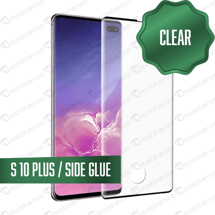 Tempered Glass for Samsung -  Full Glue - S10 Plus