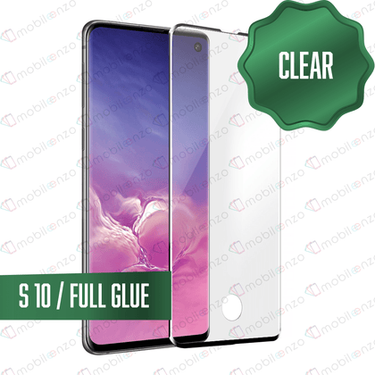 Tempered Glass for Samsung -  Full Glue - S10