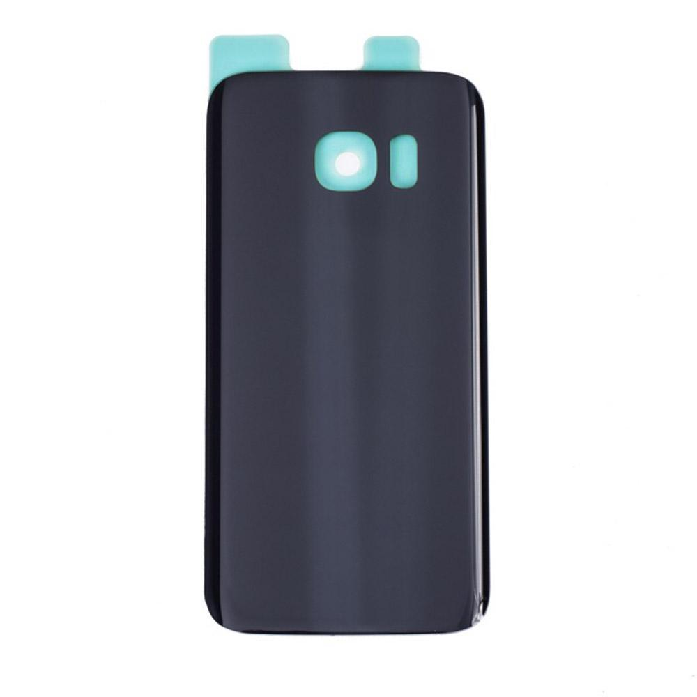 Back Glass For Samsung Galaxy S7 - Blue