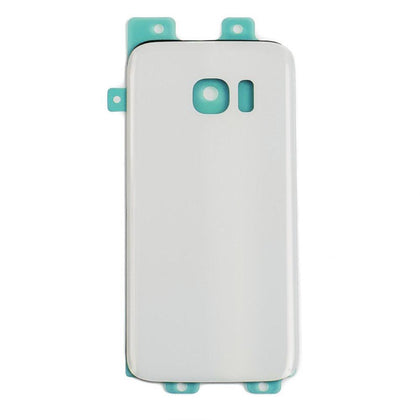 Back Glass For Samsung Galaxy S7 - White, Parts, Mobilenzo, MobilEnzo