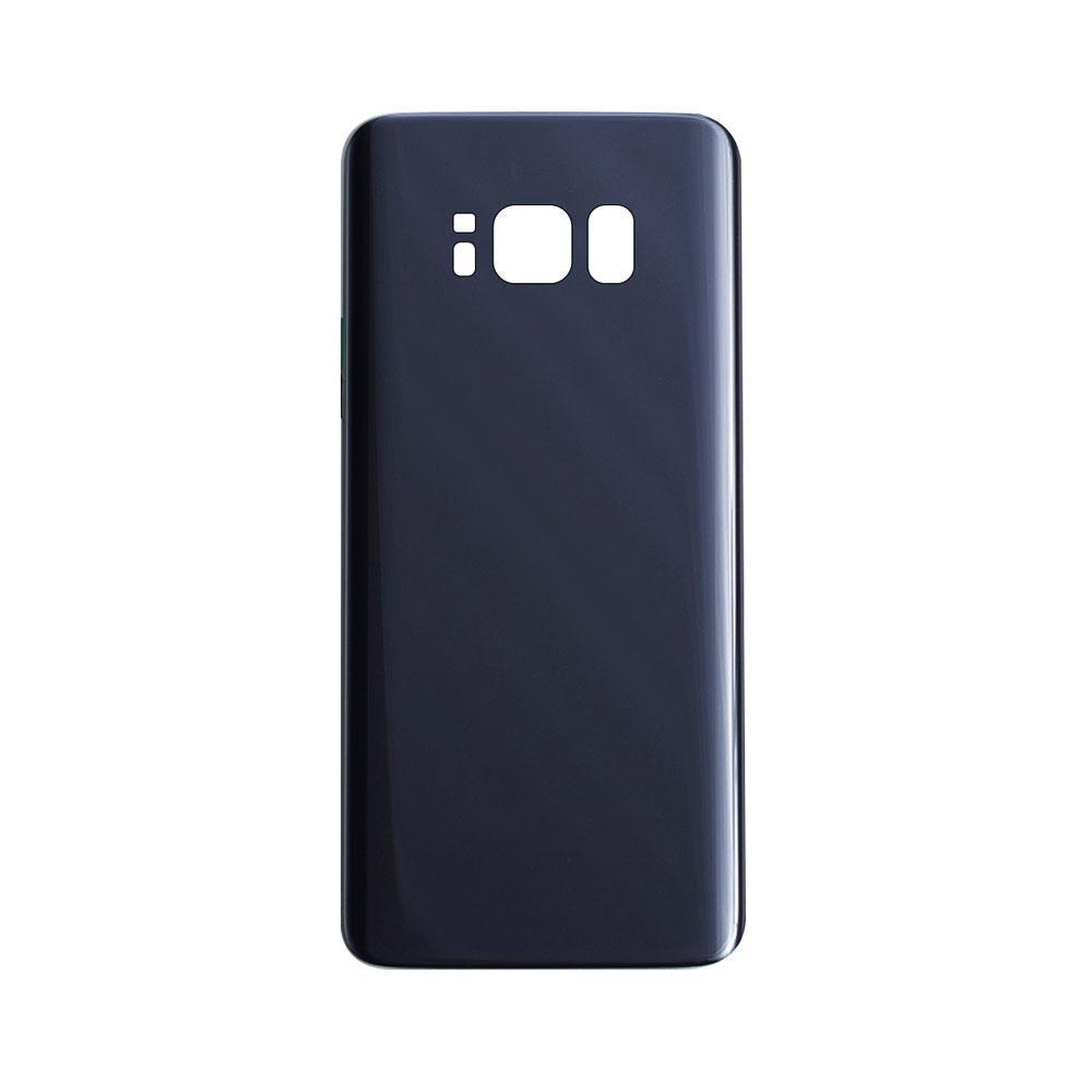 Back Glass For Samsung Galaxy S8 - Blue