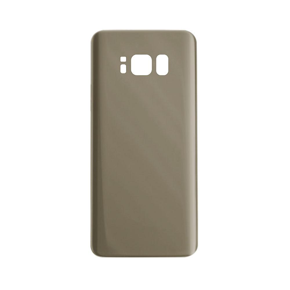 Back Glass For Samsung Galaxy S8 Plus - Gold