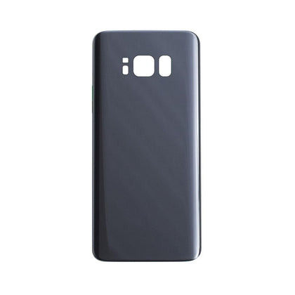 Back Glass For Samsung Galaxy S8 Plus - Grey, Parts, Mobilenzo, MobilEnzo