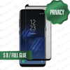 Tempered Glass for Samsung Galaxy S Series (Privacy) - S8 Privacy