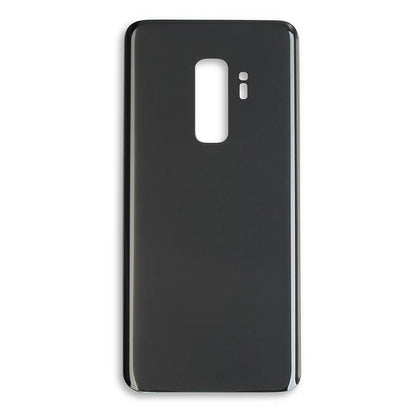 Back Cover Glass for Samsung Galaxy S9 Plus -  Grey
