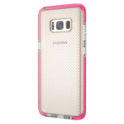 Elastic Dot Case for S8 Plus - Pink Edge