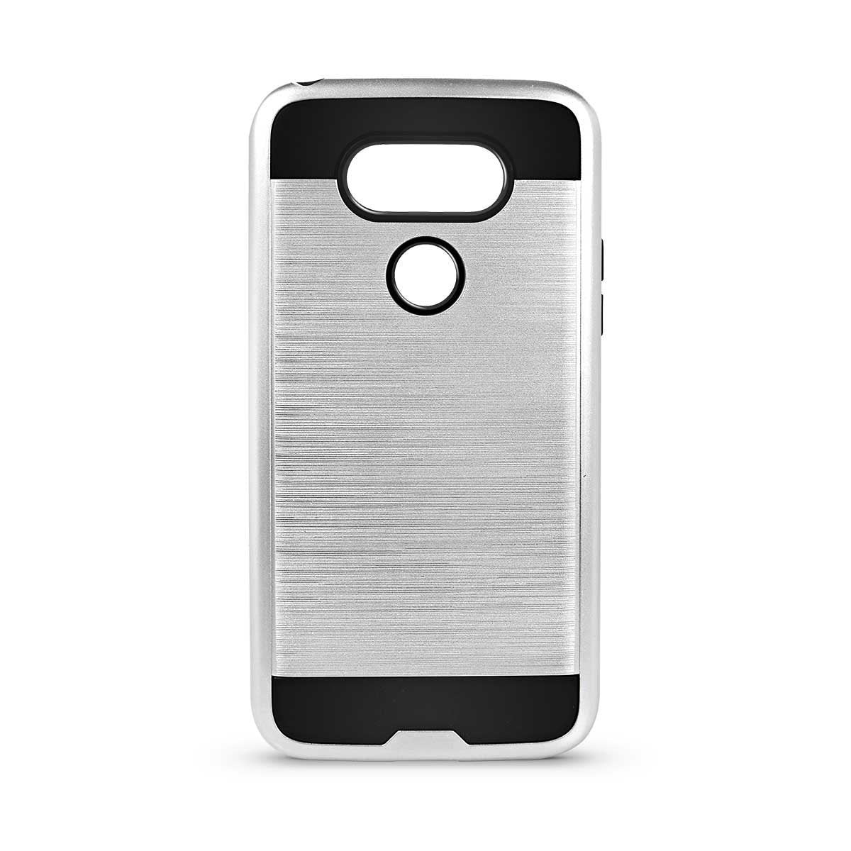 MD Hard Case for LG G5 - Silver