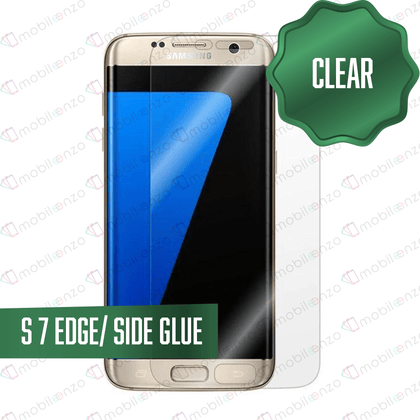 Tempered Glass TPU for Samsung - S7 Edge