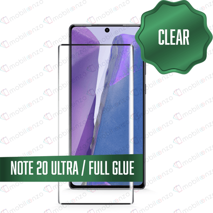 Tempered Glass for Note 20 Ultra - Full Glue
