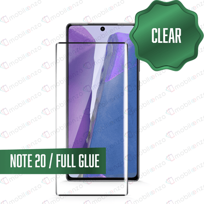 Tempered Glass for Note 20 - Full Glue