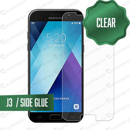 Tempered Glass for Samsung Galaxy J Series - J3