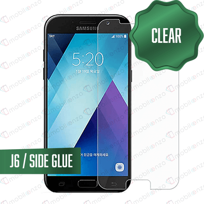 Tempered Glass for Samsung Galaxy J Series - J6