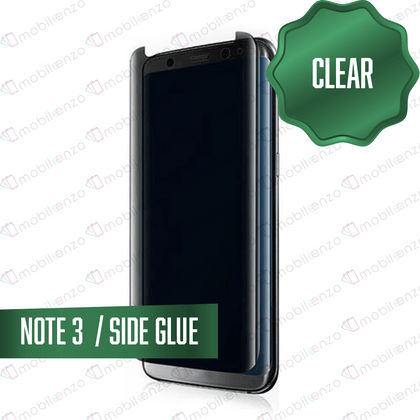 Tempered Glass for Samsung Galaxy Note Series (Privacy) - Note 3