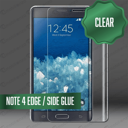 Tempered Glass for Samsung Galaxy Note Series - Note 4 Edge