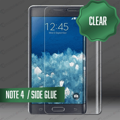 Tempered Glass for Samsung Galaxy Note Series - Note 4