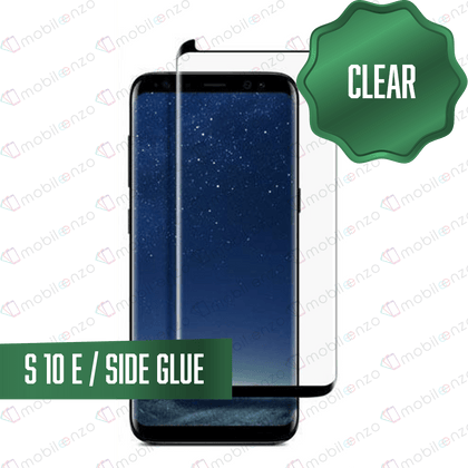 Tempered Glass for Samsung Galaxy S Series (Standard) - S10 E