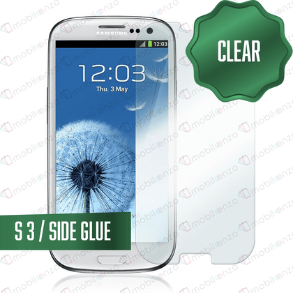 Tempered Glass for Samsung Galaxy S Series (Standard) - S3