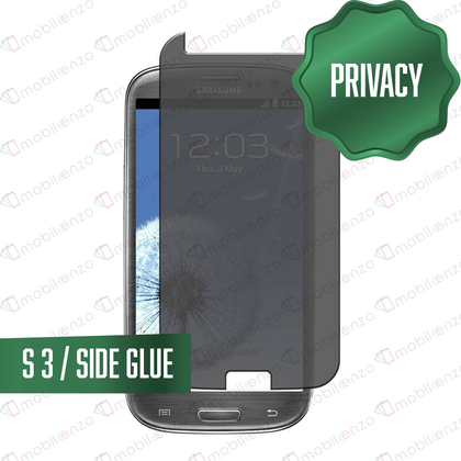 Tempered Glass for Samsung Galaxy S Series (Privacy) - S3
