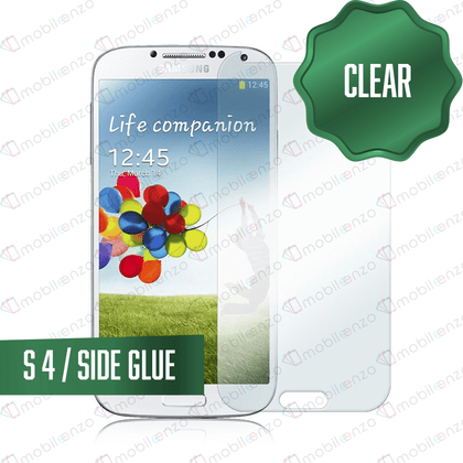 Tempered Glass for Samsung Galaxy S Series (Standard) - S4