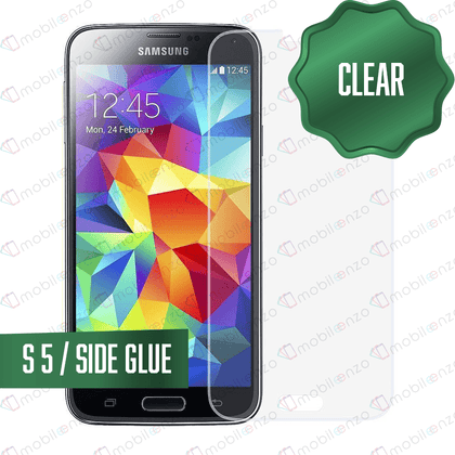 Tempered Glass for Samsung Galaxy S Series (Standard) - S5