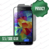 Tempered Glass for Samsung Galaxy S Series (Privacy) - S5