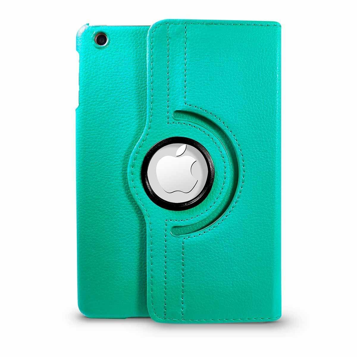 Rotate Case for iPad Mini 1/2/3 - Teal