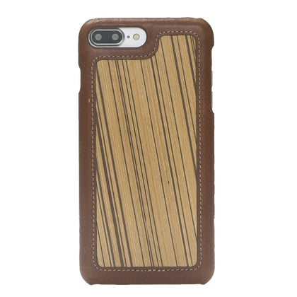 Ultimate Jacket Wood Leather Cases, Cases, Mobilenzo, MobilEnzo