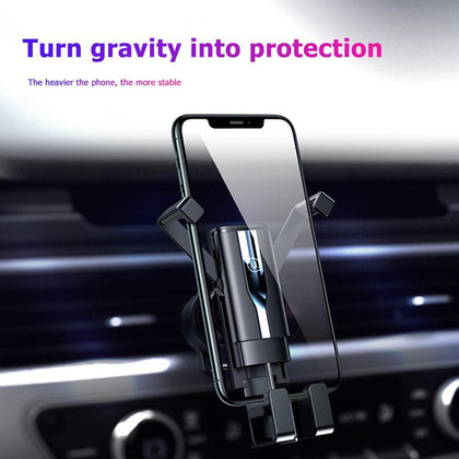 USAMS Retractable Gravity Car Holder