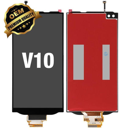 LCD Assembly for LG V10 (Premium Quality) - Black