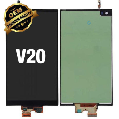 LCD Assembly for LG V20 (PRemium Quality) - Black