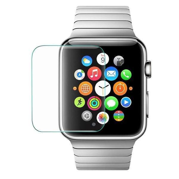 Tempered Glass for Apple Watch 42 mm (10 Pieces)