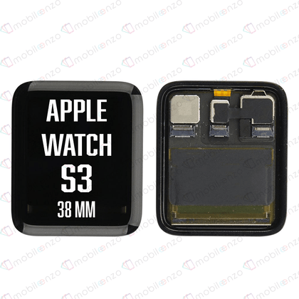 LCD Assembly For iWatch Series 3 (38mm) (GPS)
