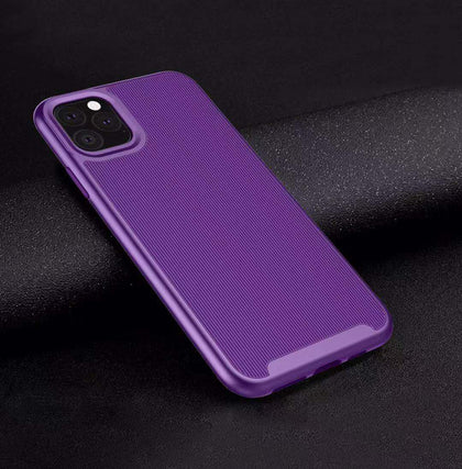 Slim Line Shock Proof Case for Samsung Note 10 Pro - Purple