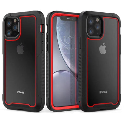 2 in 1 Sport Case for iPhone 11 Pro Max - Red