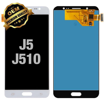 LCD Assembly for Samsung Galaxy J5 (J510 / 2016) - White