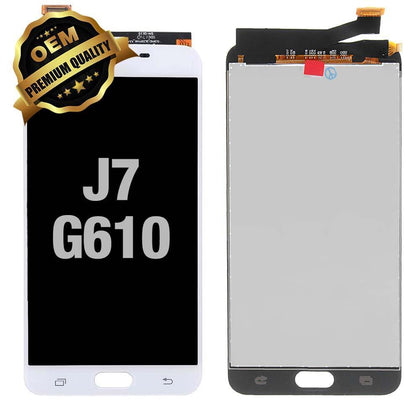 LCD Assembly for GALAXY J7 Prime/On 7 (G610) (Premium) - White