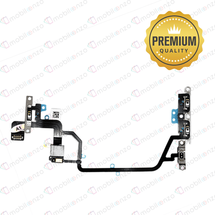 Power and Volume Botton Flex Cable for iPhone XR (Premium Quality)