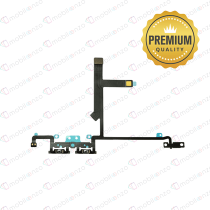 Volume Button Flex Cable for iPhone XS (Premium Quality)