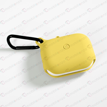 Waterproof Premium Silicone Case for Apple Airpod Pro - Yellow